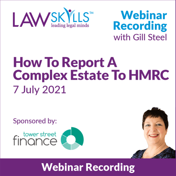 How To Report A Complex Estate To HMRC