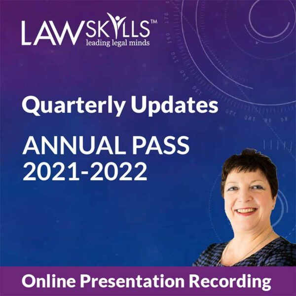 quarterly updates annual